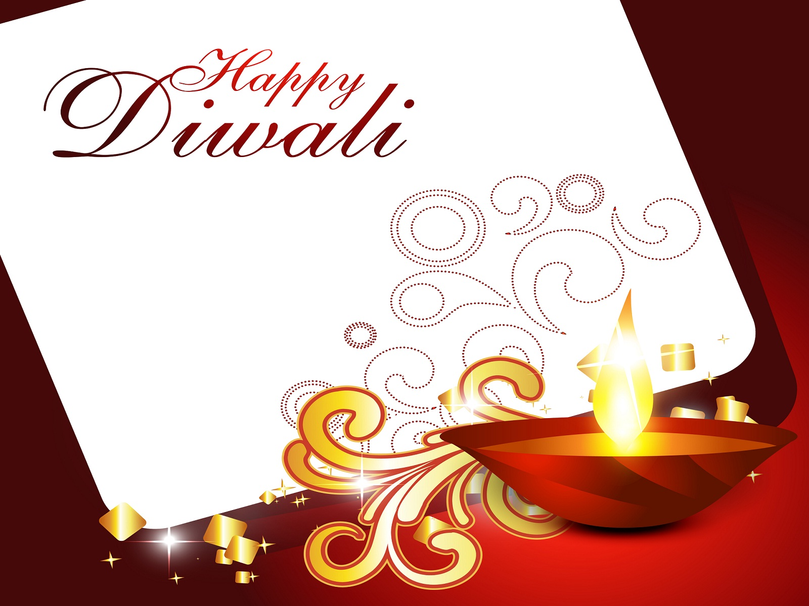 Diwali Greeting Cards Wallpapers
