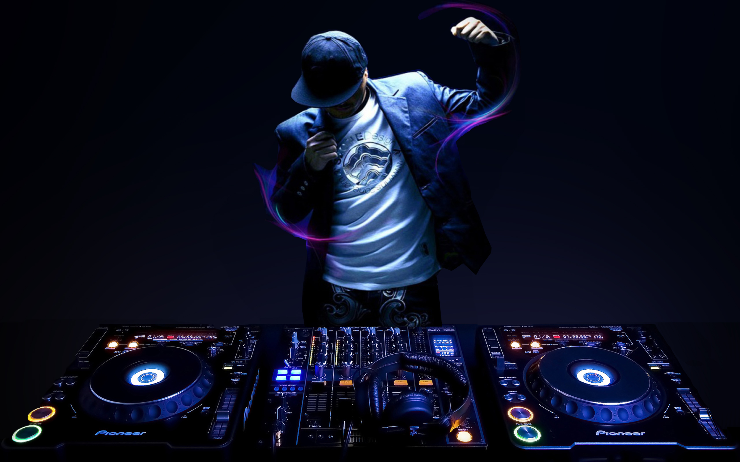Dj Full HD Wallpaper