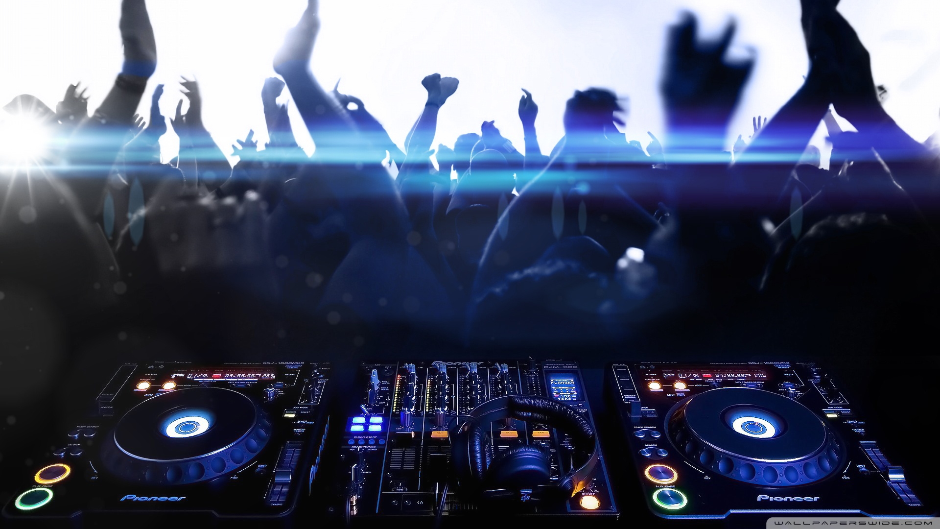 Dj Player Wallpaper