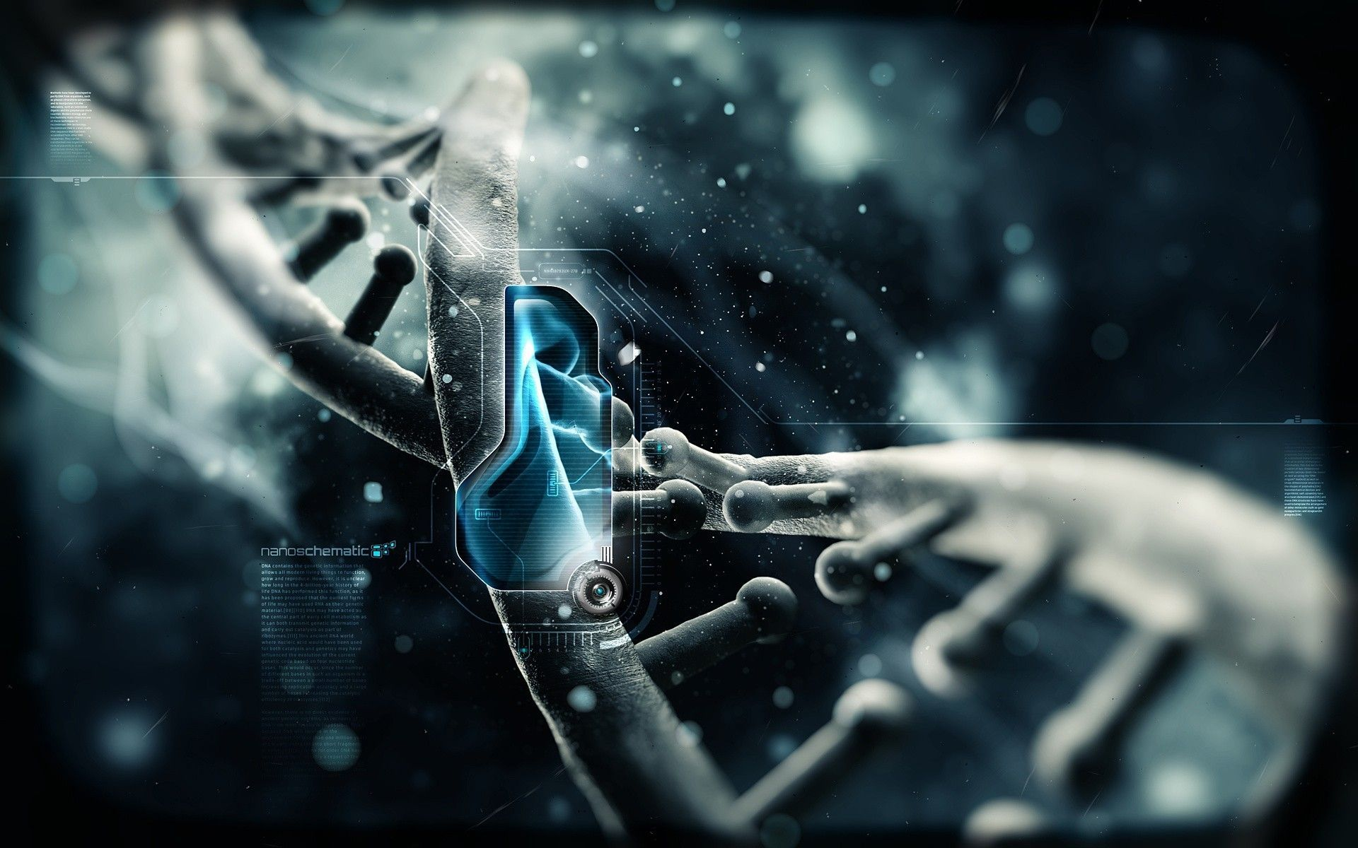 Dna Wallpapers