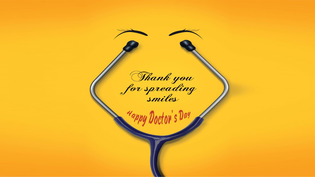 Doctors Day Wallpaper