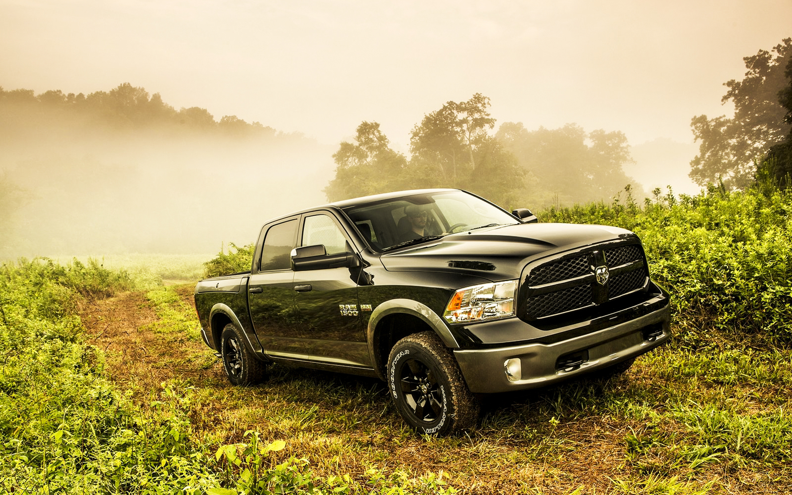 Dodge Trucks Wallpaper