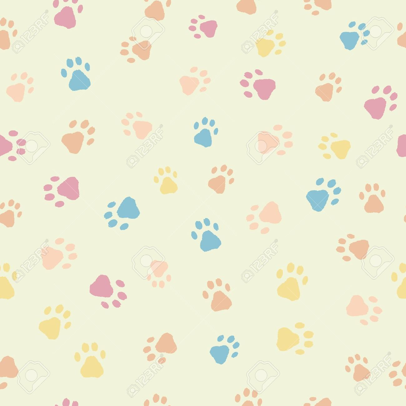 Download Dog Footprint Wallpaper Gallery