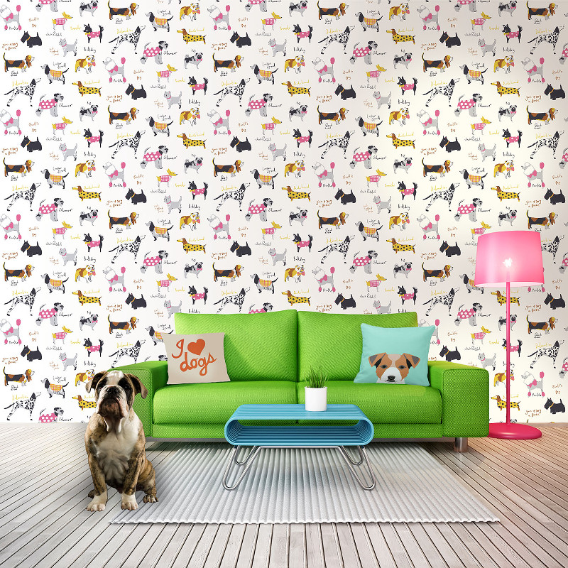 Dog Wallpaper For Walls Uk