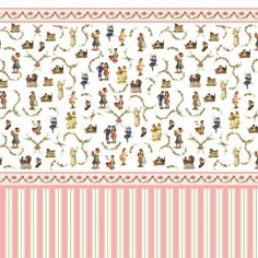 Dolls House Wallpaper Free Printable