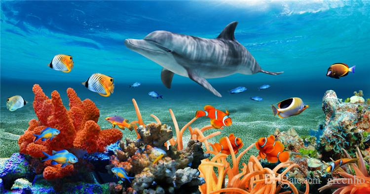 Download Dolphin Wallpaper For Walls Gallery