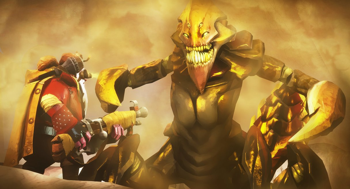 Download Dota 2 Sand King Wallpaper Gallery