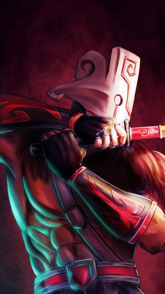 Dota 2 Wallpaper For Mobile Gallery