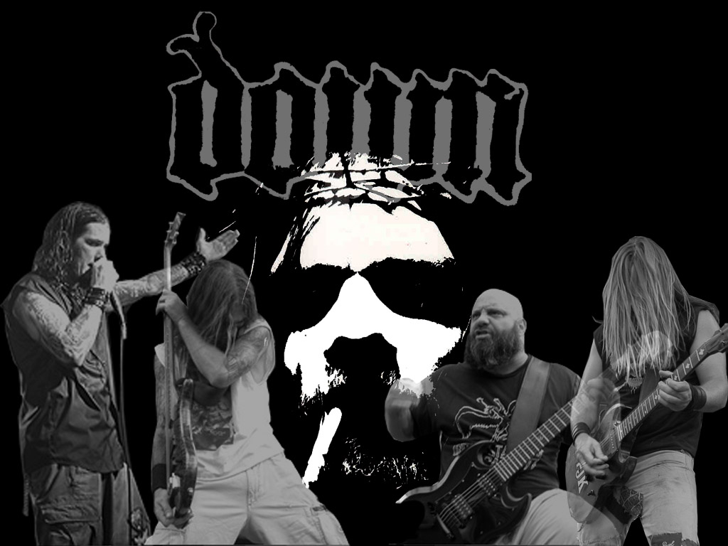Down Band Wallpaper