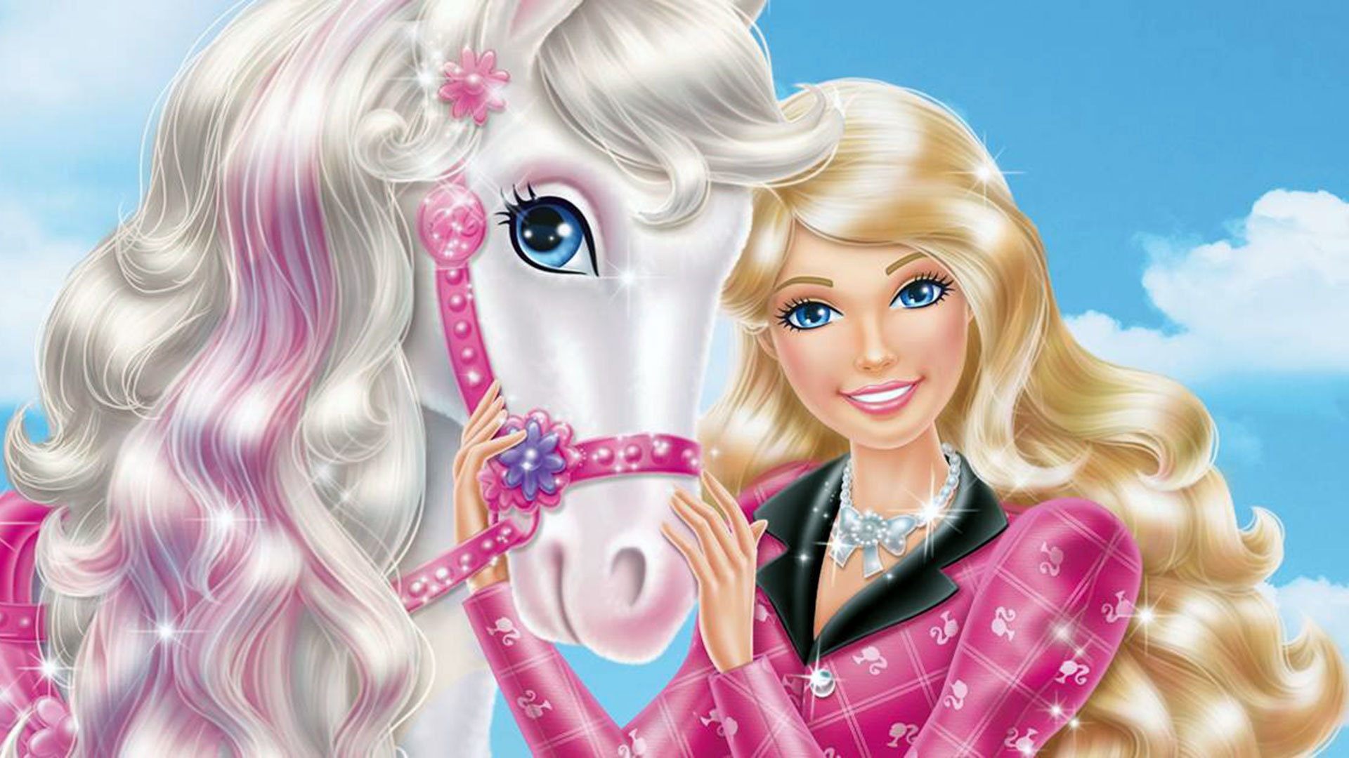 Download Barbie Wallpapers