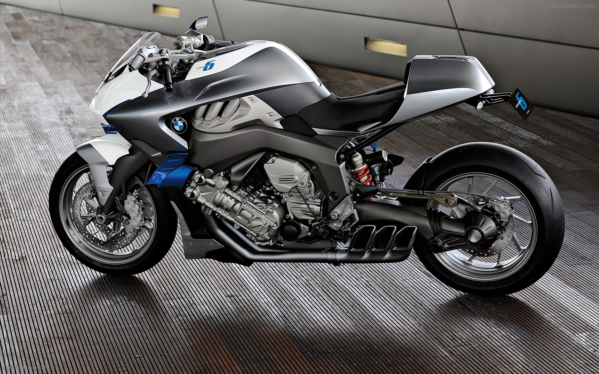 Download Bmw Bike Wallpaper