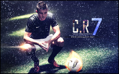 Download Cr7 Wallpaper