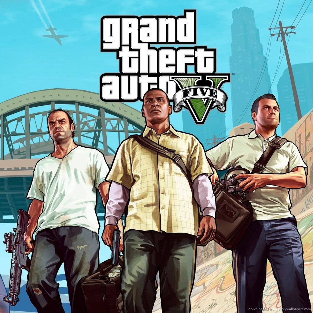 Download Gta 5 Wallpaper