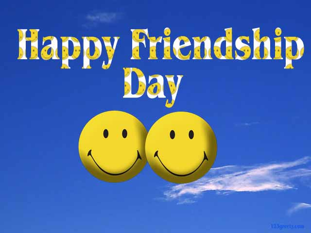 Download Happy Friendship Day Wallpaper