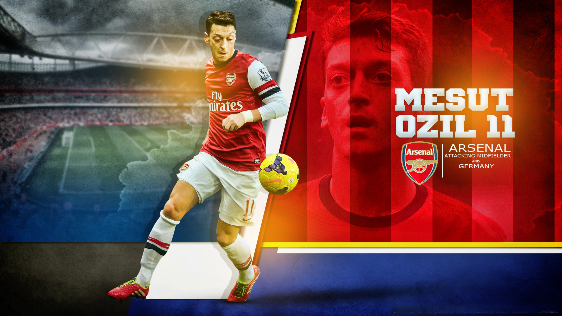 Download Latest Arsenal Wallpapers