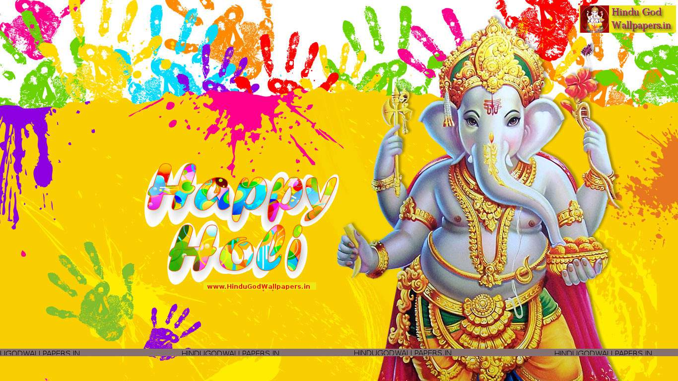 Download Latest Holi Wallpapers