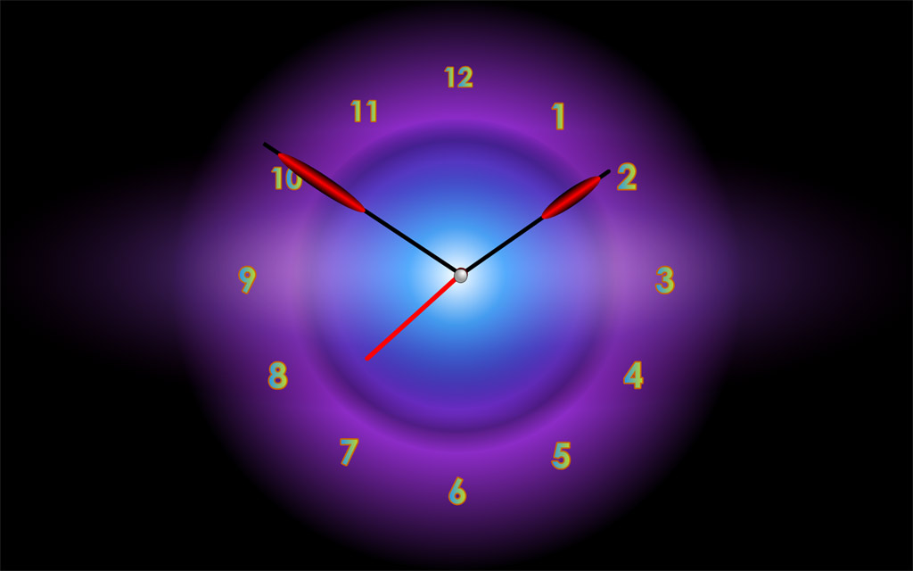 Download Live Clock Wallpaper For Pc