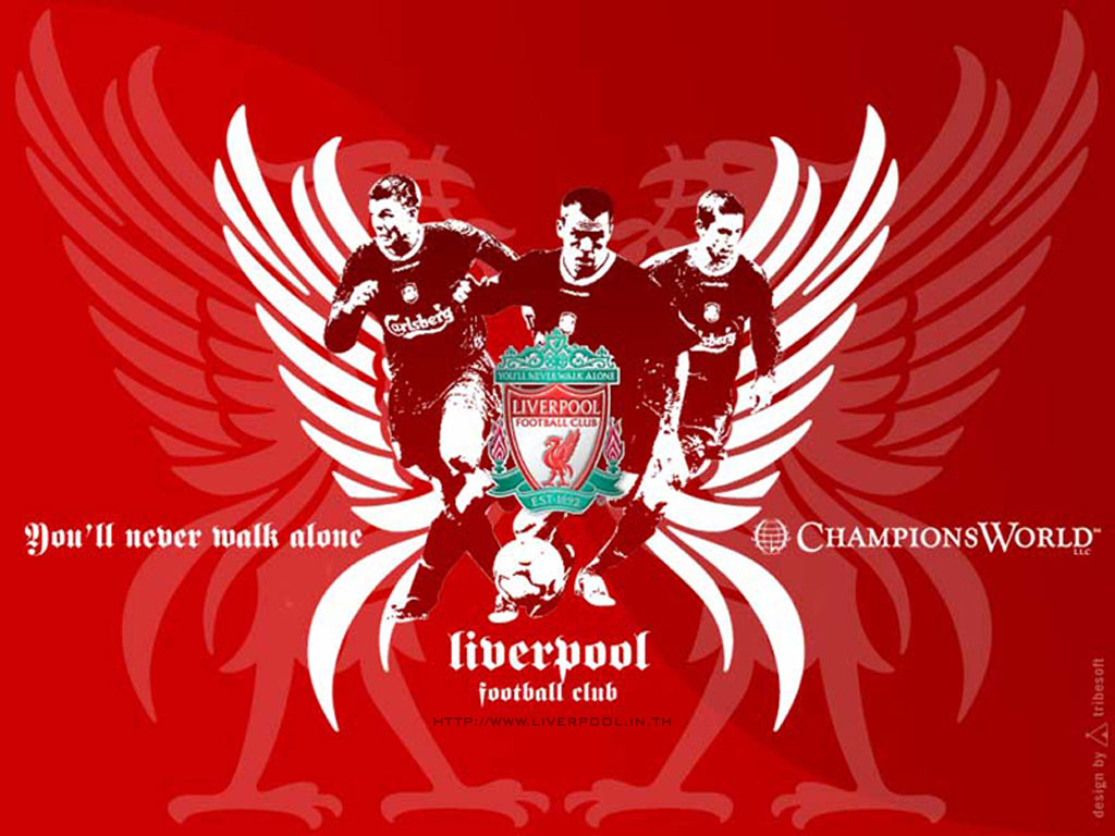 Download Liverpool Wallpaper