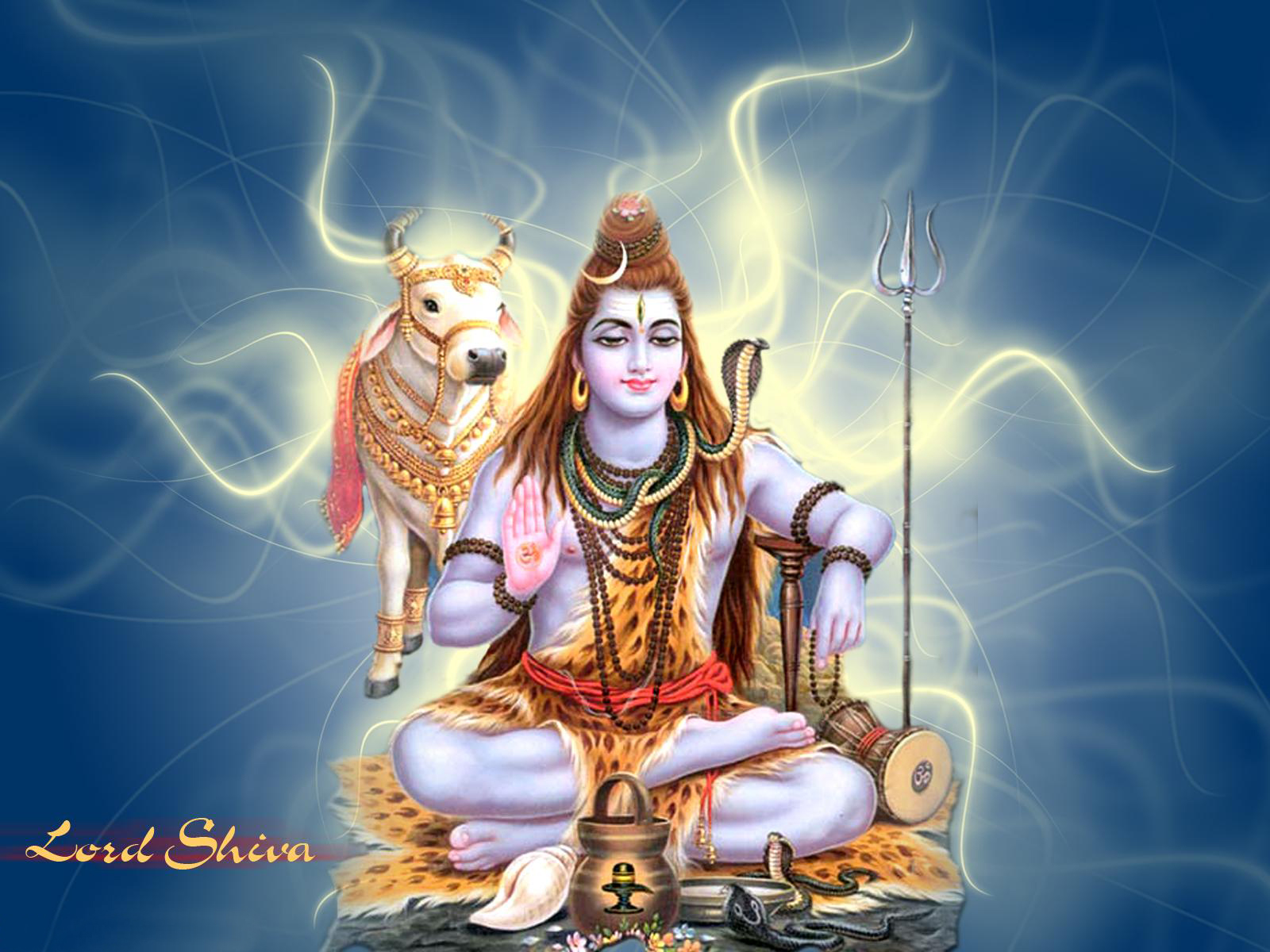 Download Lord Shiva HD wallpaper in Laptop and desktop