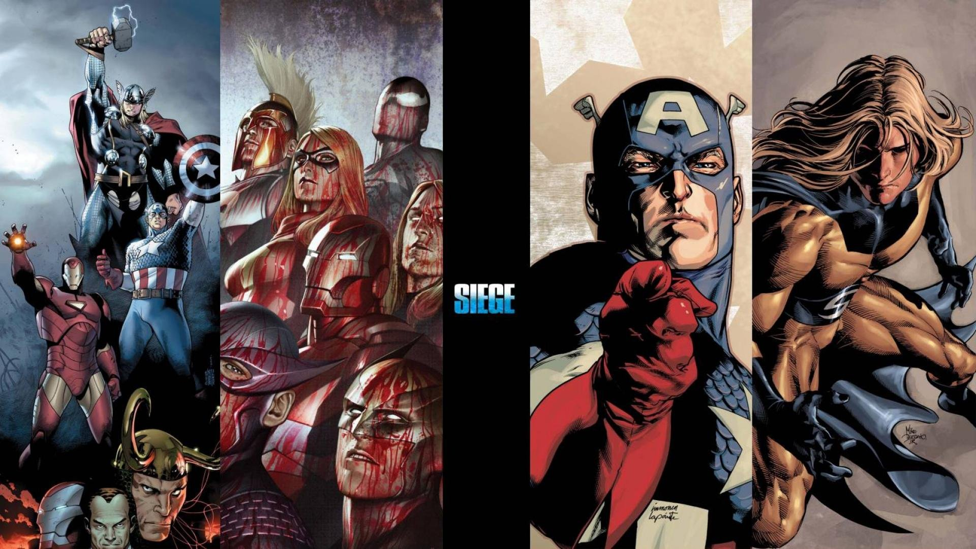 Download Download Marvel Wallpapers Gallery