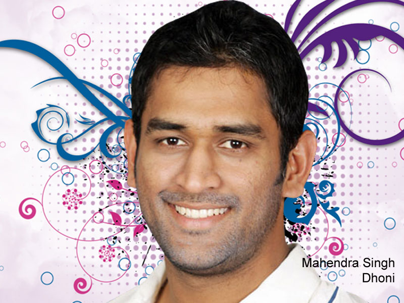 Download Ms Dhoni Wallpaper
