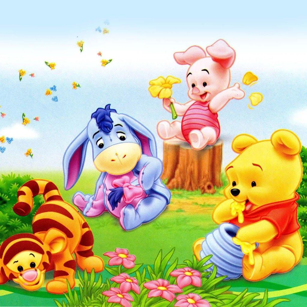 Download Pooh Wallpaper