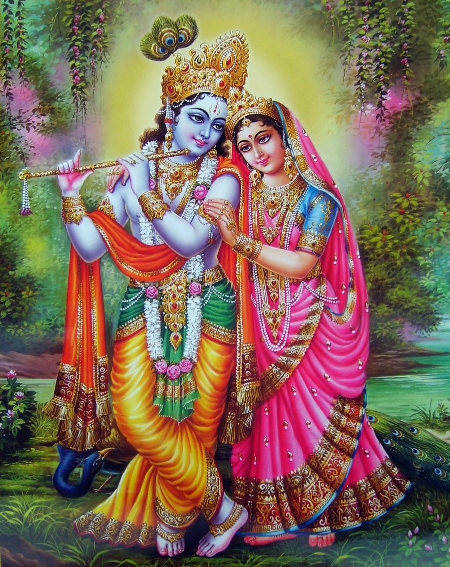 Download Radha Krishna Wallpapers
