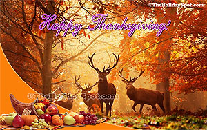 Download Thanksgiving Wallpaper