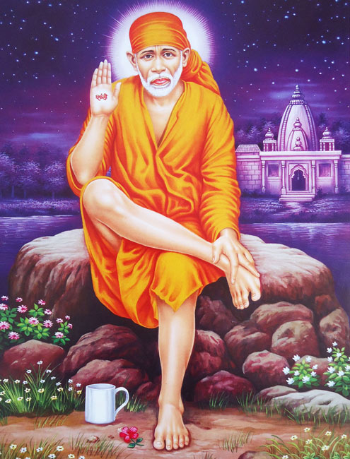 Download Wallpaper Of Sai Baba