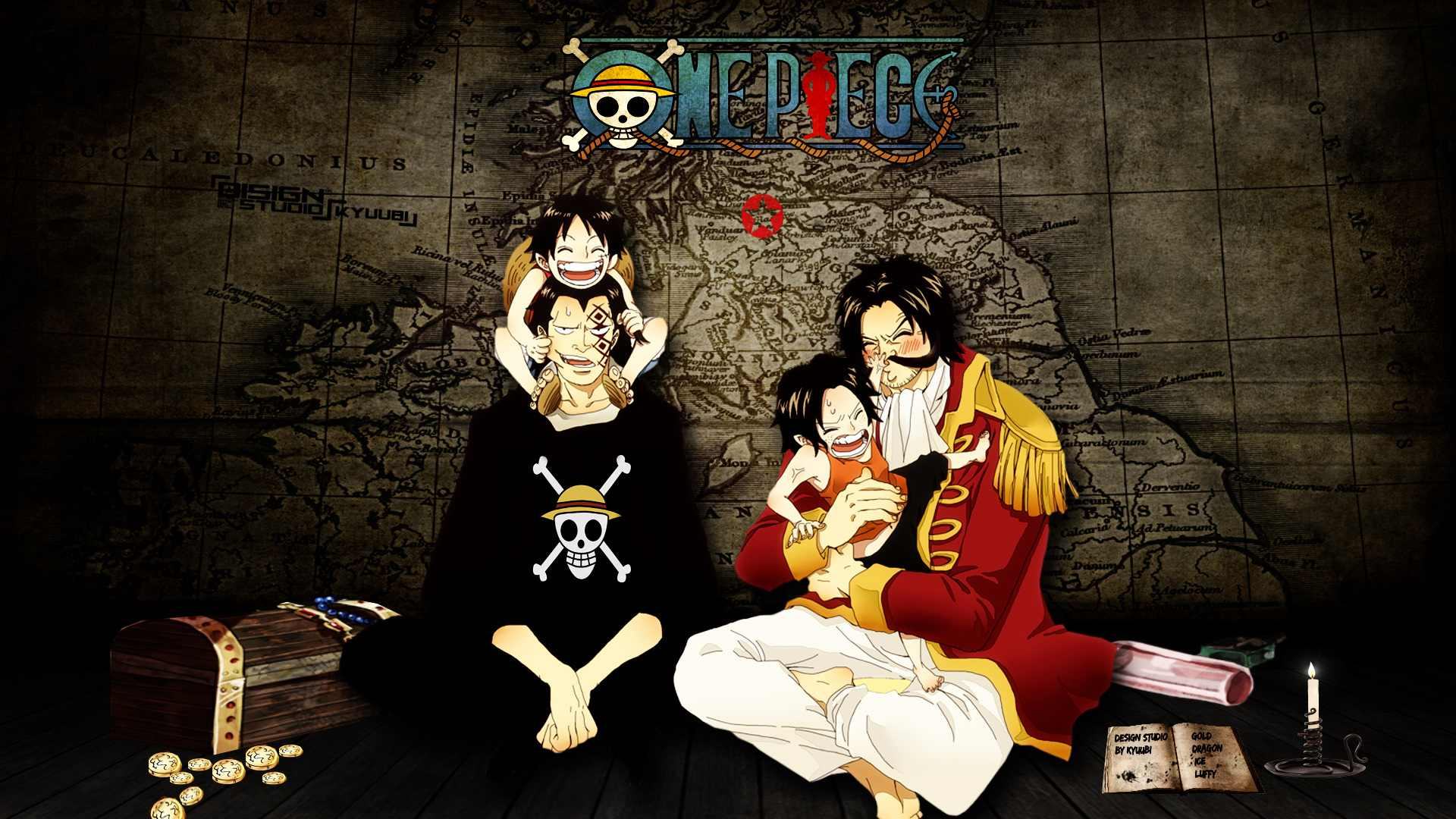 Download Wallpaper One Piece HD