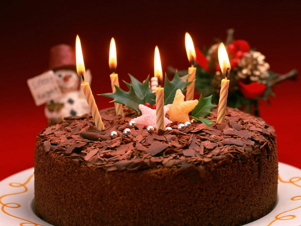 Download Wallpapers Of Birthday Cakes