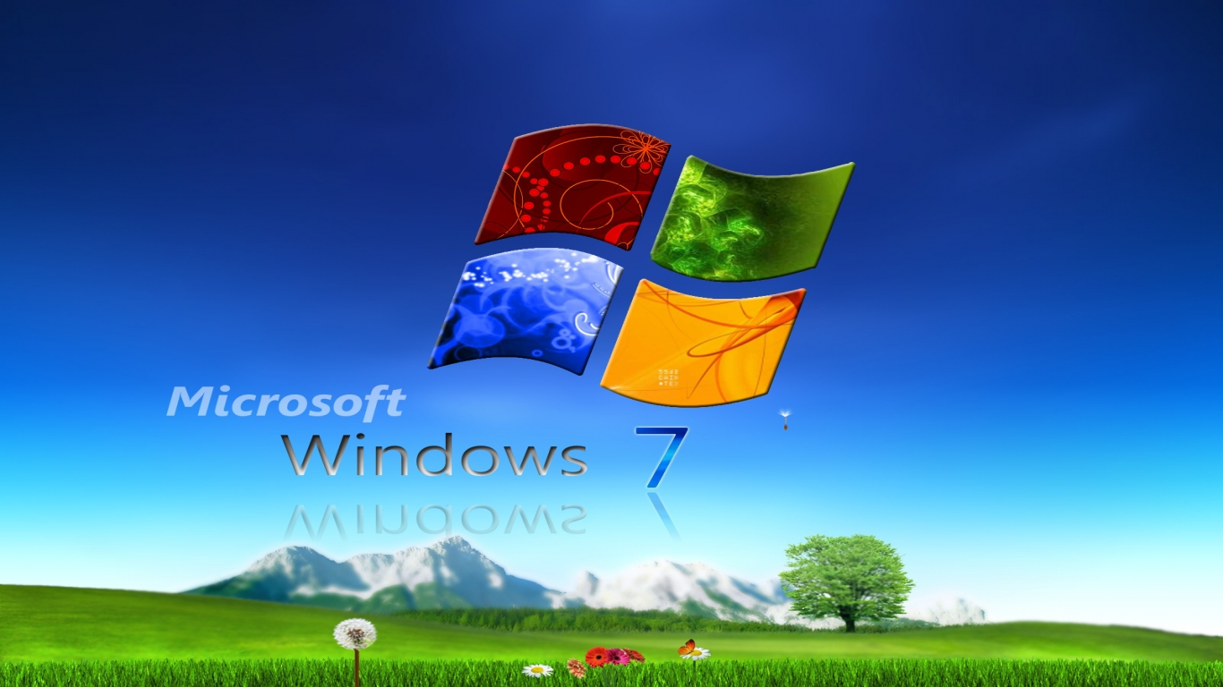 Download Windows 7 Wallpapers HD