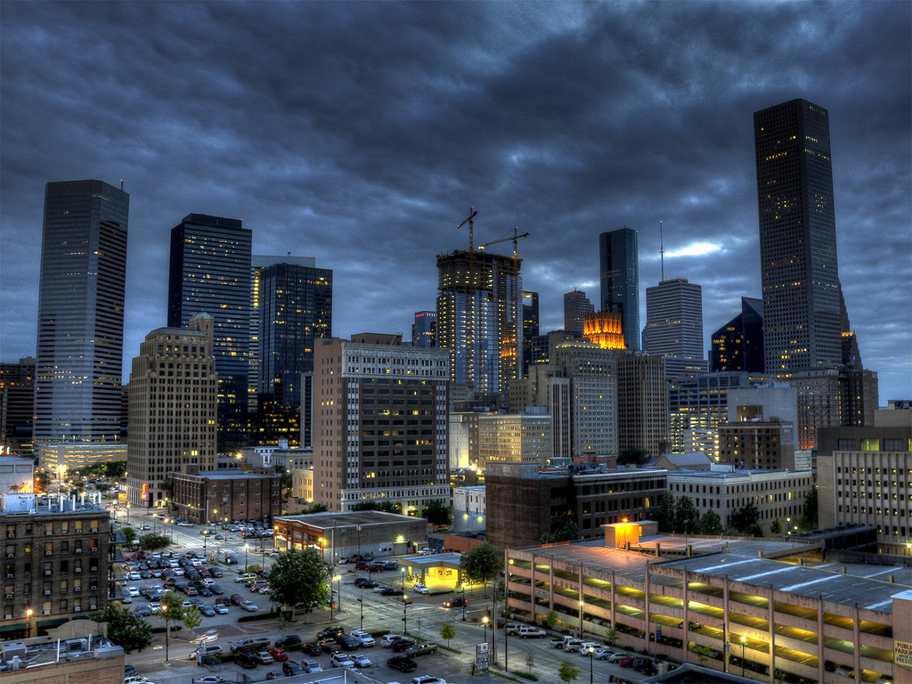 Mercedes Benz Houston >> Download Downtown Houston Wallpaper Gallery