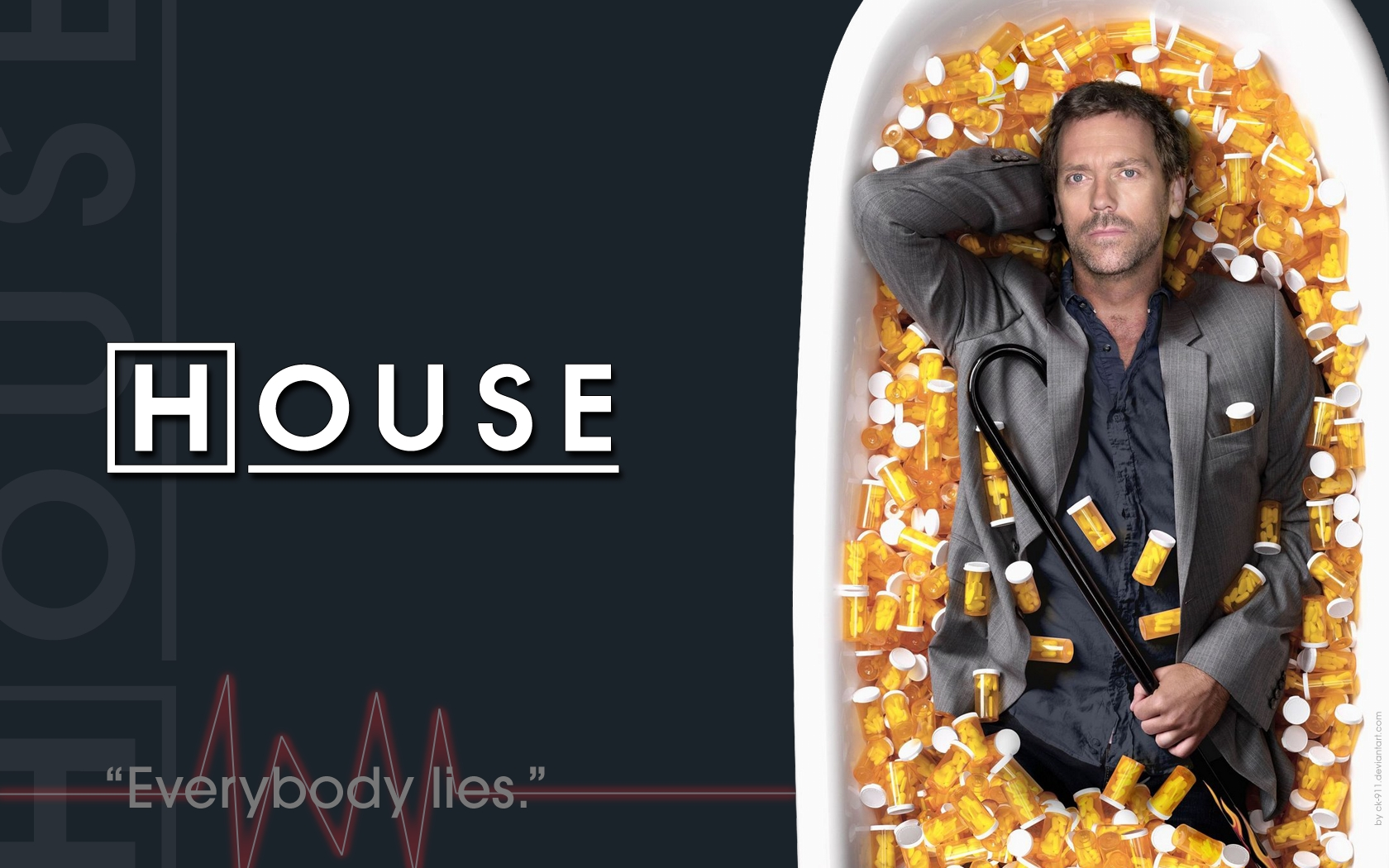 Dr House Wallpapers