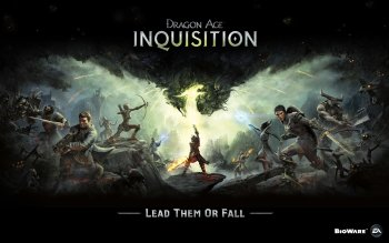 Dragon Age Inquisition Wallpaper