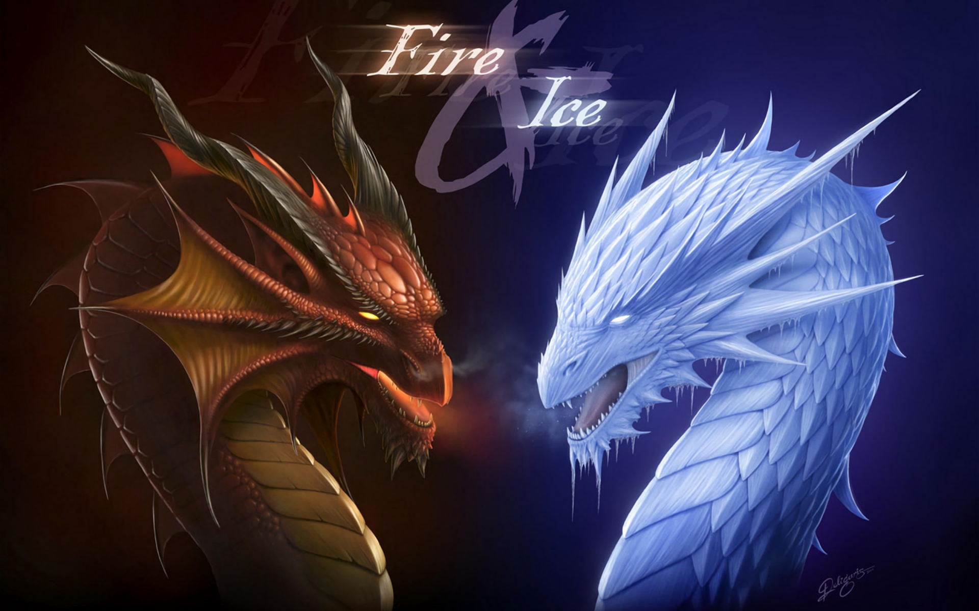 Dragon Animated Wallpaper