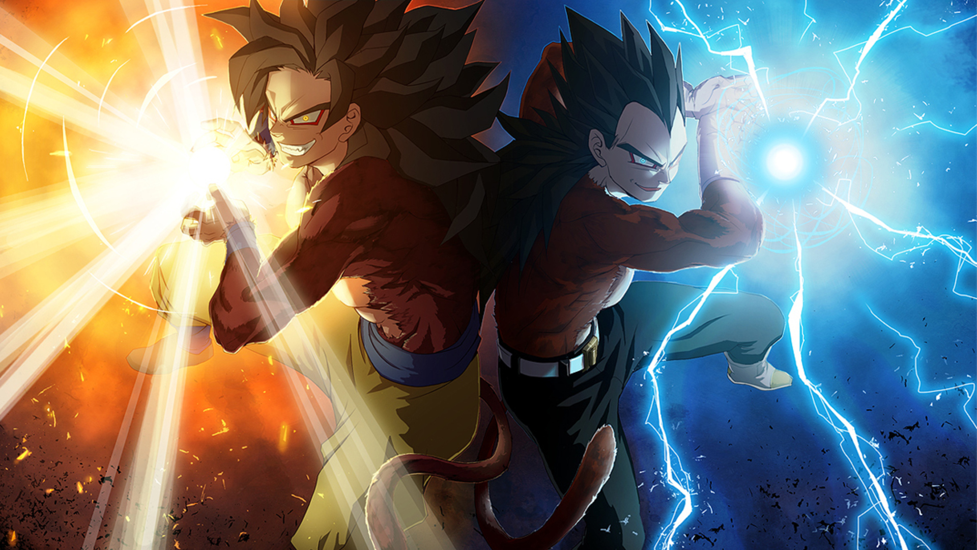 Dragon Ball Z Full HD Wallpaper