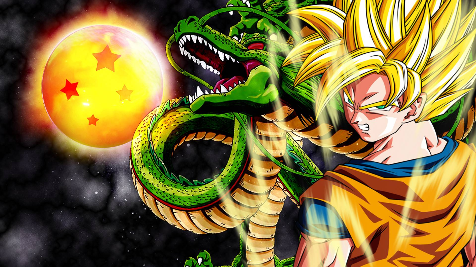 Download Dragon Ball Z Full HD Wallpaper Gallery