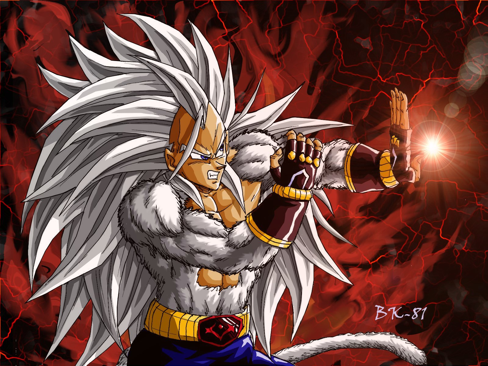 Download Dragon Ball Z Goku Super Saiyan 5 Wallpapers Gallery Dragon Ball Z Goku Super Saiyan 6 Wallpapers