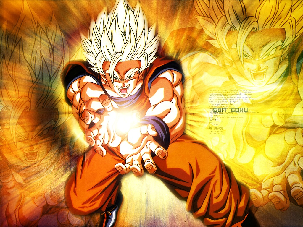 Dragon Ball Z HD Wallpaper Download