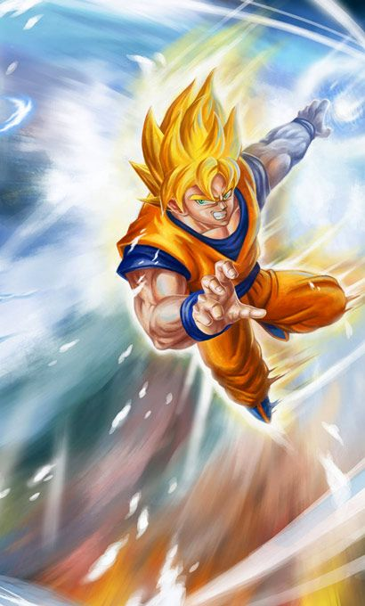 Dragon Ball Z HD Wallpapers For Mobile
