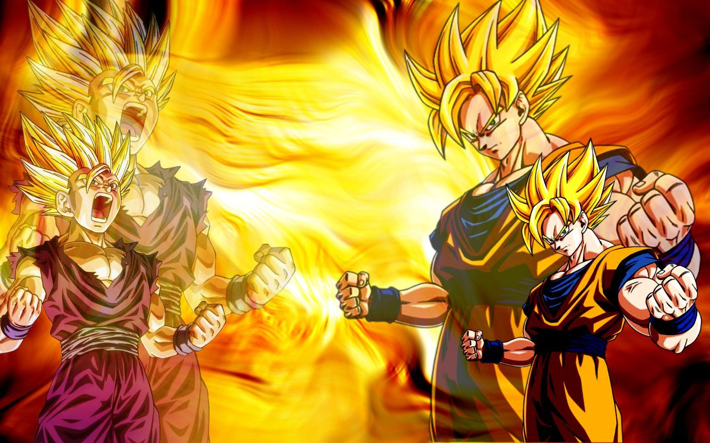 Dragon Ball Z Wallpaper HD Download