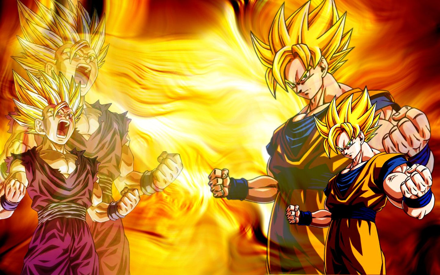 Dragon Ball Z Wallpapers Goku Super Saiyan 10 Free Download