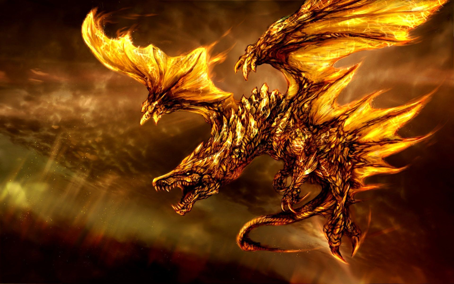 Dragon Desktop Wallpaper