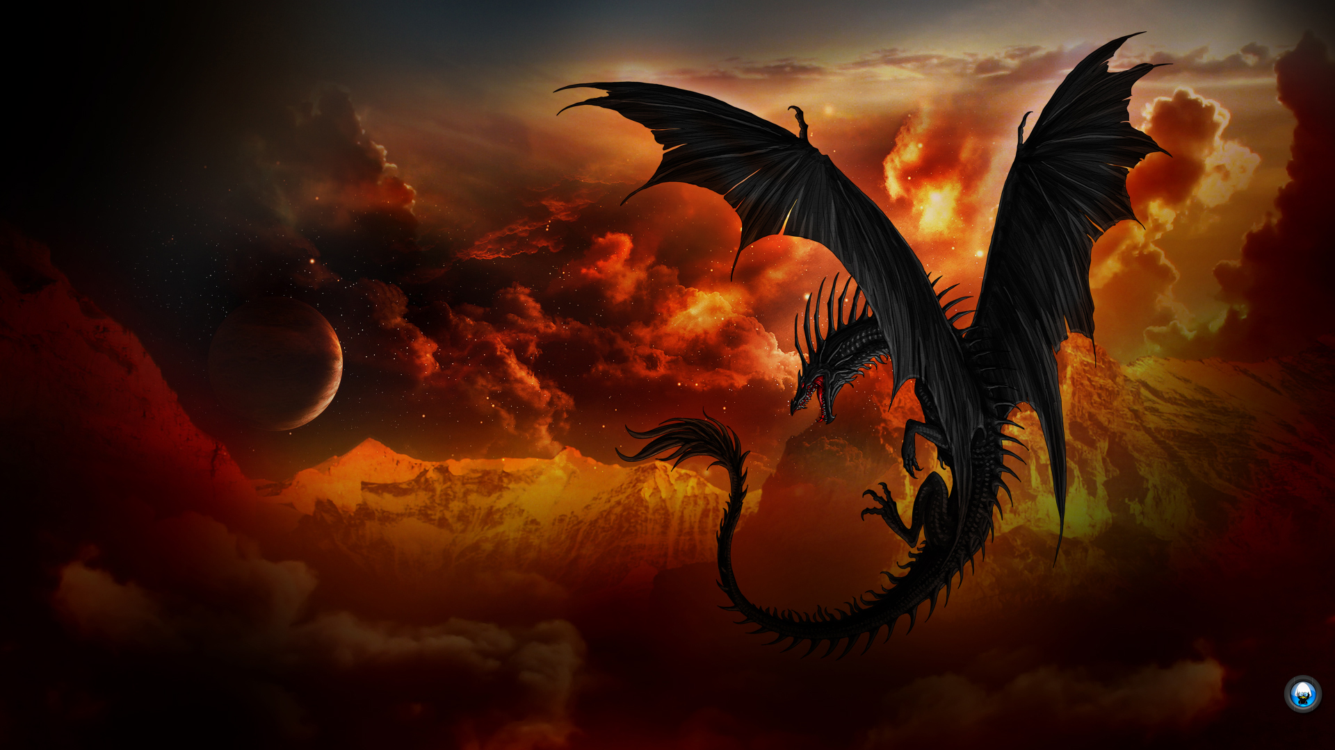 Dragon Wallpaper HD