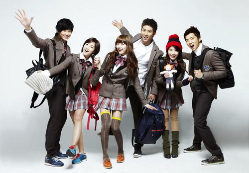 Dream High Wallpaper HD
