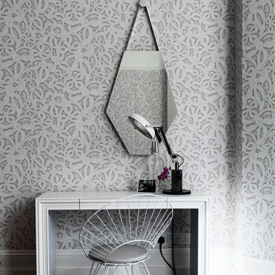 Dressing Room Wallpaper Ideas