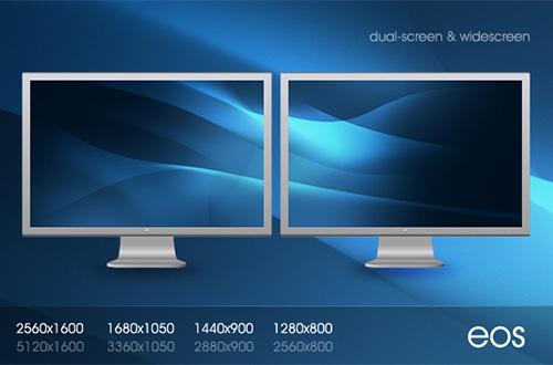 Dual Monitor Wallpaper Mac