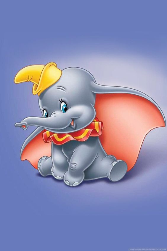 Dumbo Iphone Wallpaper
