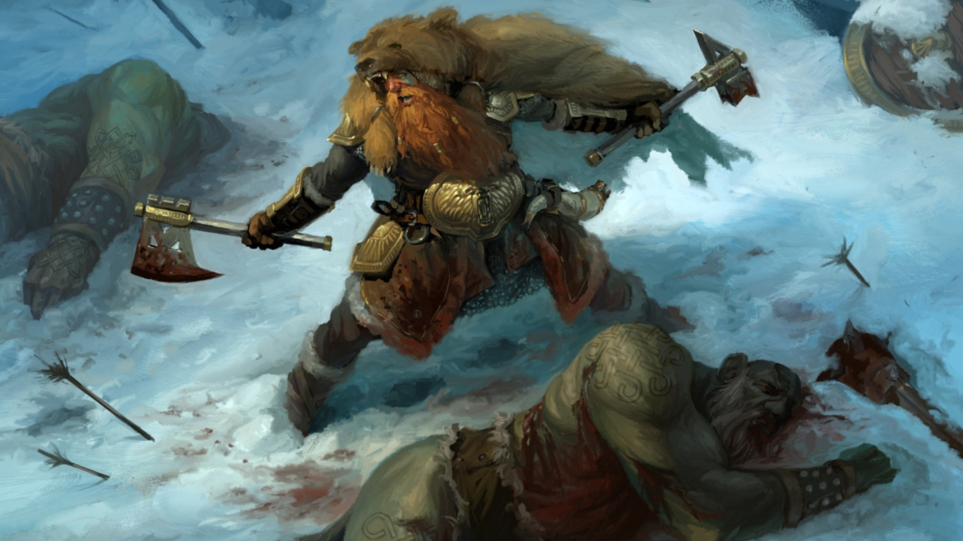 Dwarf Wallpaper